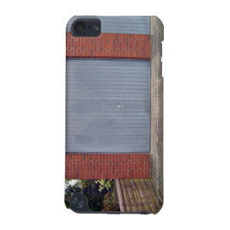 Red Brick Wall and Closed Door iPod Touch (5th Generation) Cases
