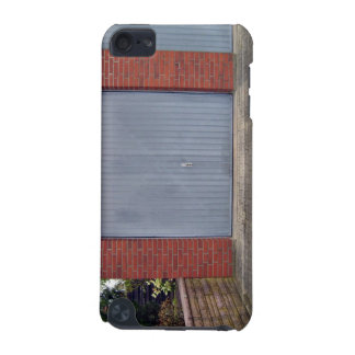 Red Brick Wall and Closed Door iPod Touch (5th Generation) Case