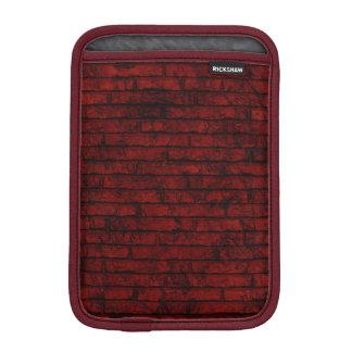 Red Bricks iPad Mini Vertical Sleeve Sleeve For iPad Mini