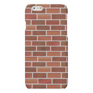 Red Bricks iPhone 6 Plus Case