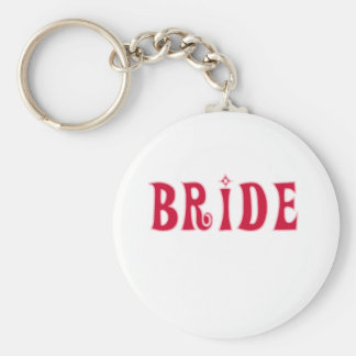 Red Bride Key Chains