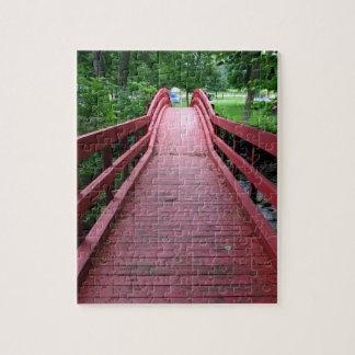 Red Bridge Puzzle