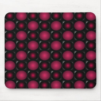 Red bubbles interesting unusual cricketdiane art 2 mouse pad