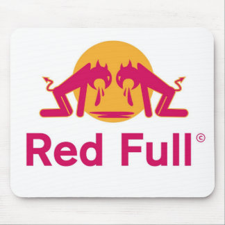 RED-BULL MOUSE MAT