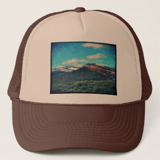 Red Butte in the Spring Trucker Hat