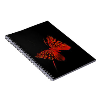 Red Butterfly Notebooks