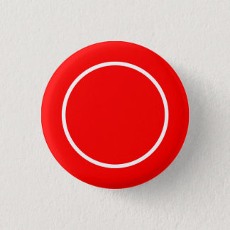 Red Button with white