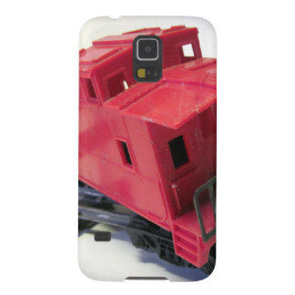 Red Caboose Galaxy S5 Covers