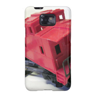 Red Caboose Galaxy SII Cases