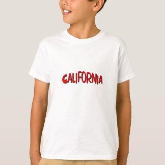 Red California T-Shirt