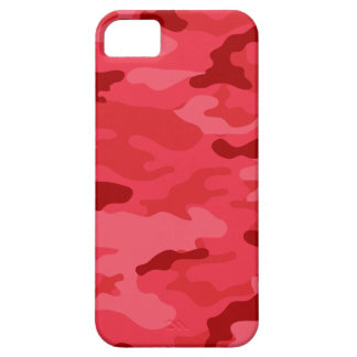 Red Camo Case-Mate iPhone 5 Barely There iPhone 5 Case