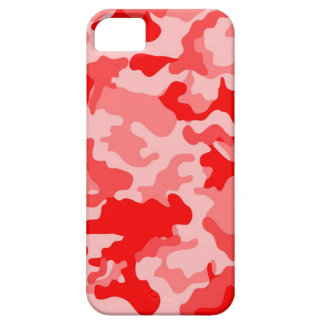 Red Camo iPad 5 Case iPhone 5 Covers