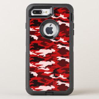 Red Camo, Otterbox Case