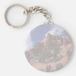 Red Canyon Keychain