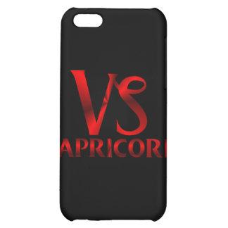 Red Capricorn Horoscope Symbol iPhone 5C Case