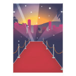 Red Carpet Celebrity Personalized Announcements