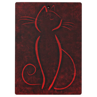 Red Cat Clipboards