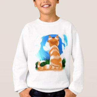 Red Cat Sweatshirt