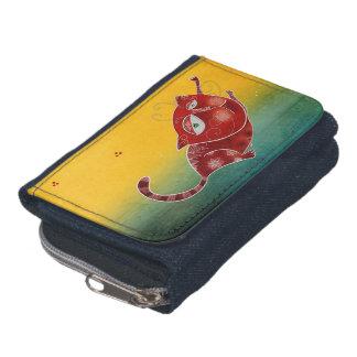 Red cat wallet