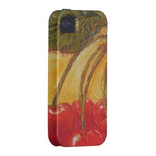 Red Cherries iPhone 4 Case