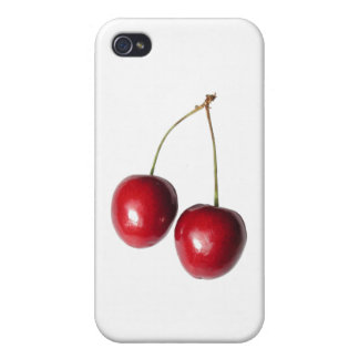 Red Cherries iPhone 4/4S Case