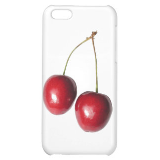 Red Cherries Case For iPhone 5C