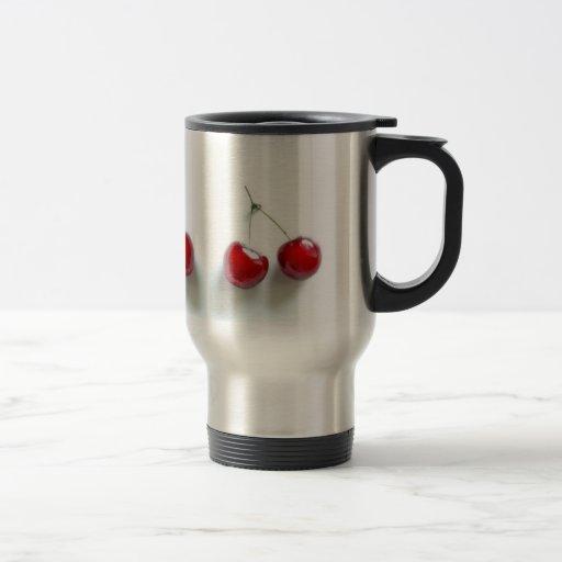Red Cherries Coffee Mug