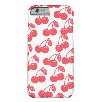 Red Cherries Pattern Phone Case