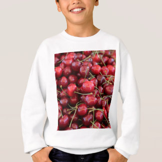red cherries sweatshirt