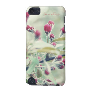 Red Cherry Blossom iPod Touch 5G Covers