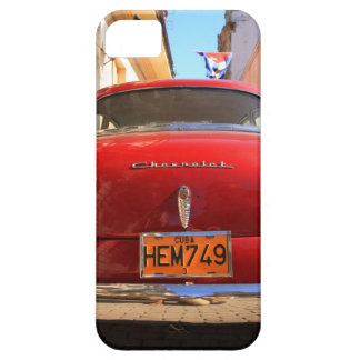 Red Chevrolet Barely There iPhone 5 Case