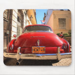 Red Chevrolet Mousepad