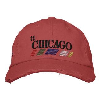 Red Chicago Hat (Chiraq)