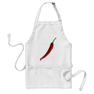 Red Chile Pepper Standard Apron