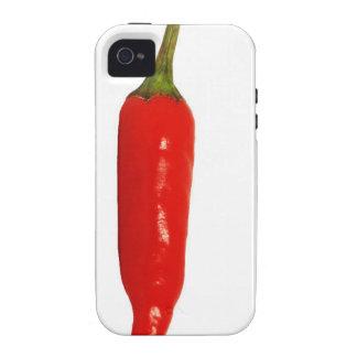Red Chili Pepper iPhone 4 Case