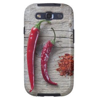 Red Chili Pepper Galaxy S3 Case