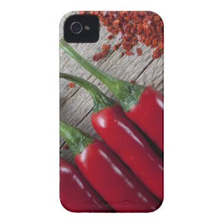 Red Chili Pepper iPhone 4 Cases