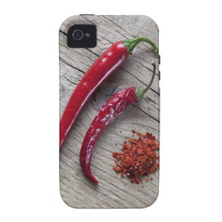 Red Chili Pepper iPhone 4/4S Case
