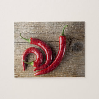 Red Chili Pepper Puzzle