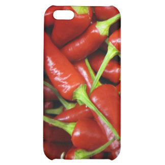 Red Chili Peppers Cover For iPhone 5C