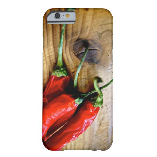 Red Chilies Barely There iPhone 6 Case