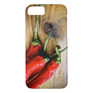 Red Chilies iPhone 7 Case