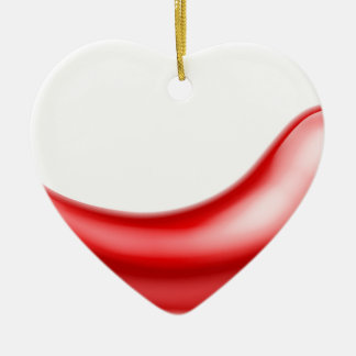 Red Chilli Pepper Christmas Ornament