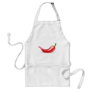 Red Chilli Pepper Standard Apron