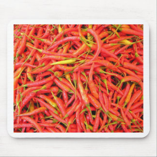 Red Chilli s Mouse Pads