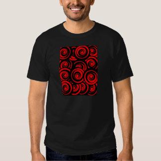 Red Circles T Shirts