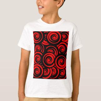 Red Circles T-shirts