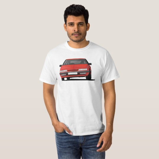 Red Citroën XM T-Shirt