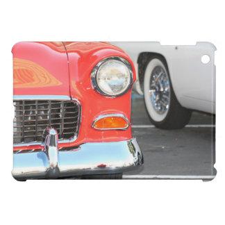 Red Classic car ipad mini case