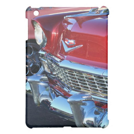 Red Classic Car  ipad Speck Case Case For The iPad Mini